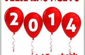 Imágenes Bonitas de Año Nuevo 2014 para Facebook