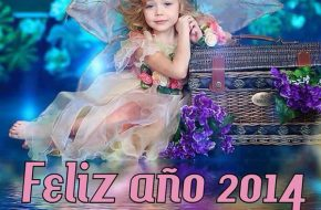 Tarjetas de Año Nuevo 2014 para Compartir