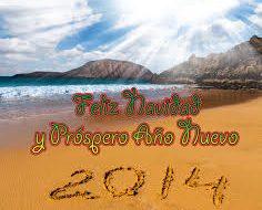 Tarjetas y Postales de Feliz año 2014
