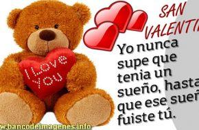 postales de Amor y Amistad para San Valentin