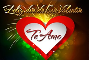 postales de corazon san valentin