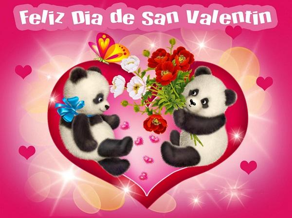 Imágenes Con Felicitaciones De San Valentín 2014 Banco De Imagenes