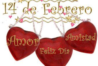 Imagenes para Felicitar en Día de Amistad y San Valentín