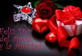 Imagenes para Felicitar por el Día de Amistad y del Amor