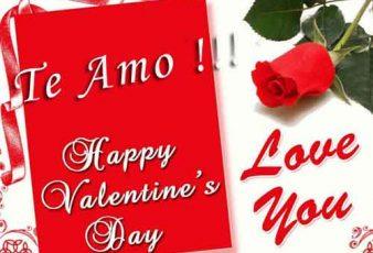 Postales de-Amor para San Valentin decir Te amo