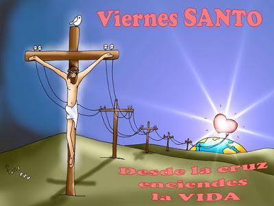 Imagenes Desde la cruz enciende la luz