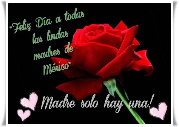 Feliz dia atoda las Madres de Mexico