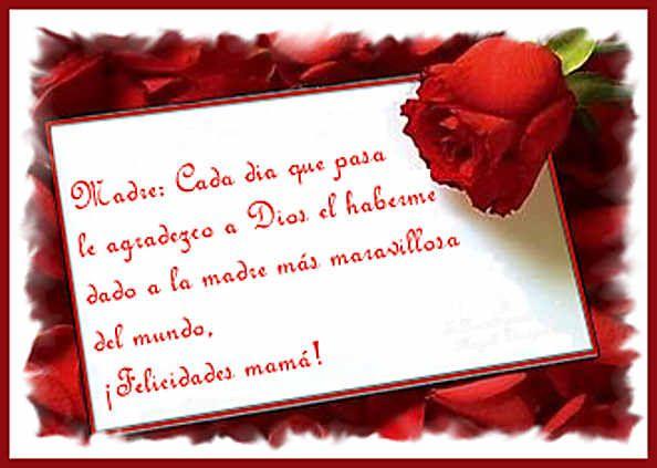 Frases Hermosas del dia de la madre