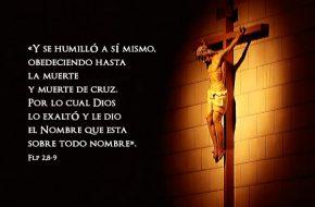 Se humillo por todos los seres Semana Santa