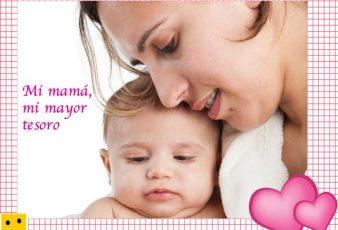 Postales de Amor y Ternura de Madre