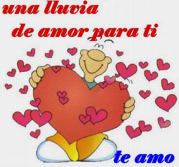 Imagenes de Amor contigo mi corazon crece mas
