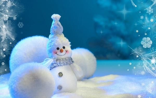 Imagenes de Muñeco de nieve de navidad