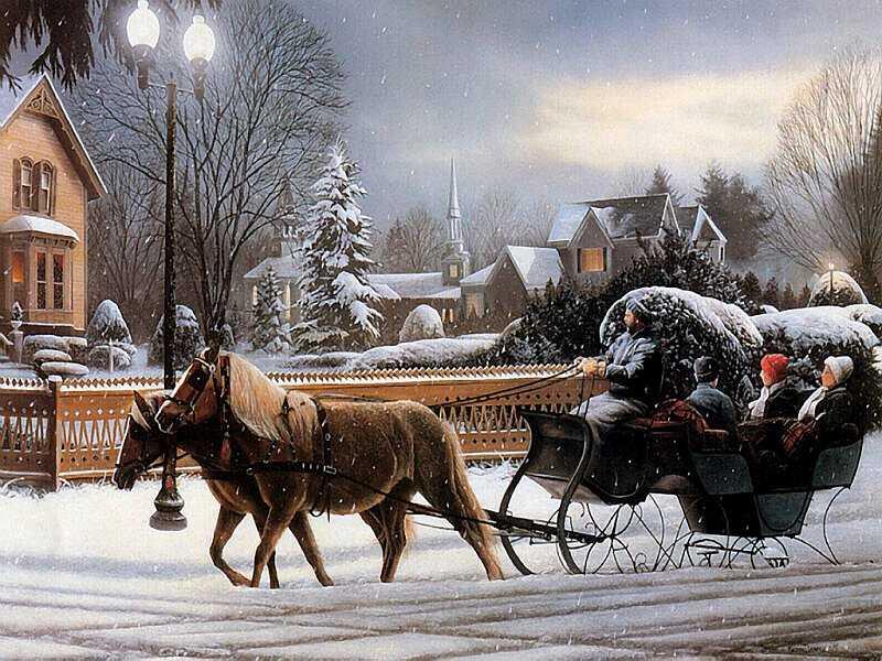 Imagenes de la navidad es bella