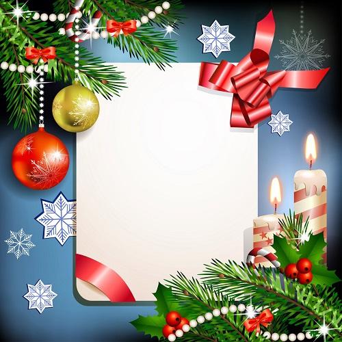 portaretratos para navidad