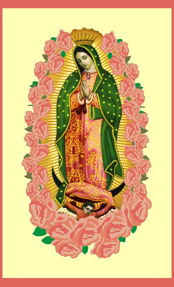 Bonitas imágenes de la Virgen de Guadalupe Reyna de México