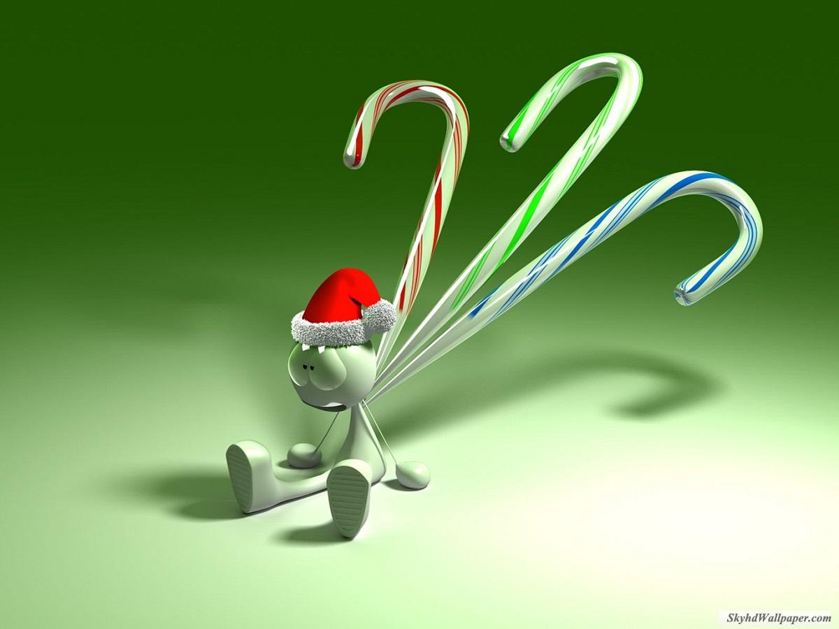 Bonitos Fondos de Pantalla de Navidad para Descargar