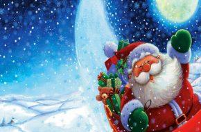 Bonitas Tarjetas y Postales de Feliz Navidad Gratis