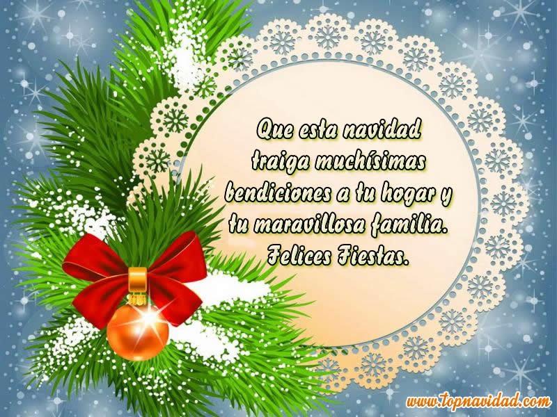 Frases Cortas y Bonitas de Navidad