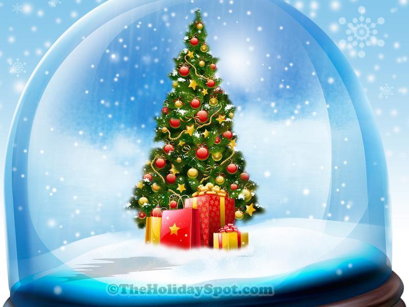 Imágenes de árbol de Navidad