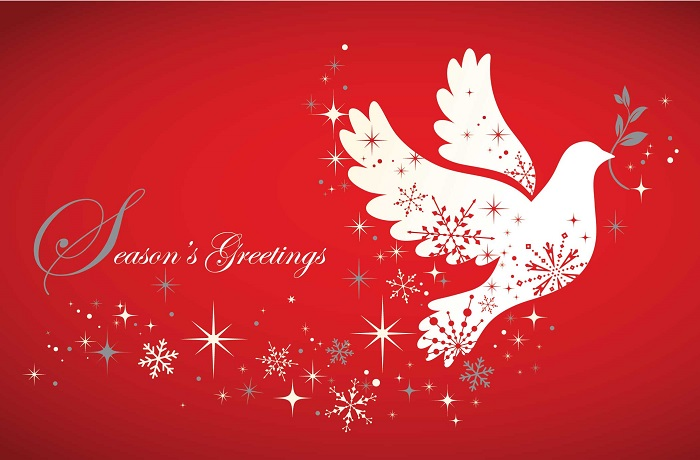Tarjetas Bonitas de Navidad y Año Nuevo 2015