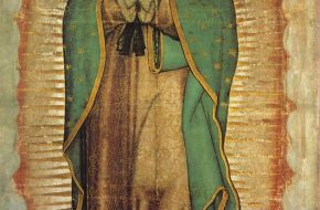 10 imágenes de la Santísima Nuestra Señora Virgen de Guadalupe – México