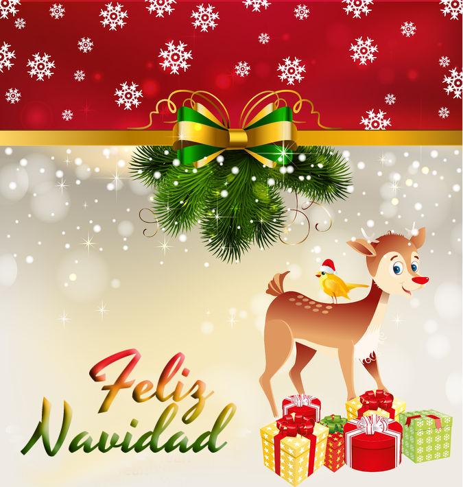 Imágenes con Frases de Feliz Navidad