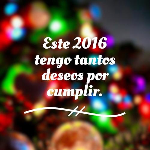 Buenos Deseos de Navidad para el 2016
