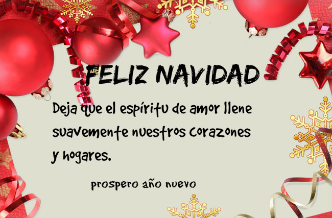Frases Originales de Navidad y Año Nuevo - Banco de Imagenes Gratis