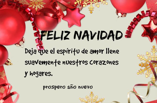 Frases originales para Felicitar en Navidad y Año Nuevo