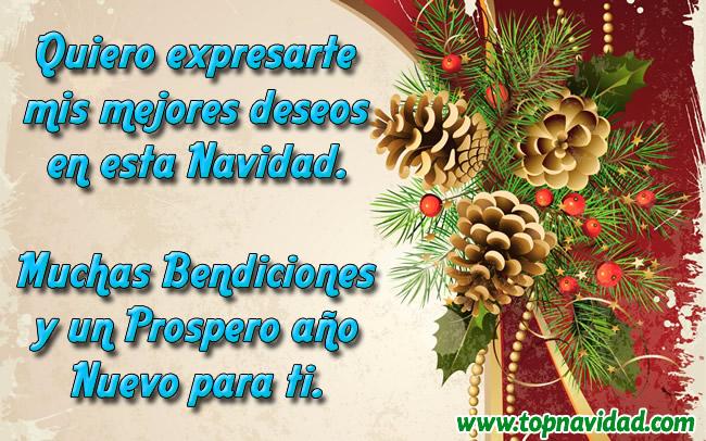 Mejores im genes y tarjetas de navidad para compartir - Felicitaciones cortas de navidad y ano nuevo ...