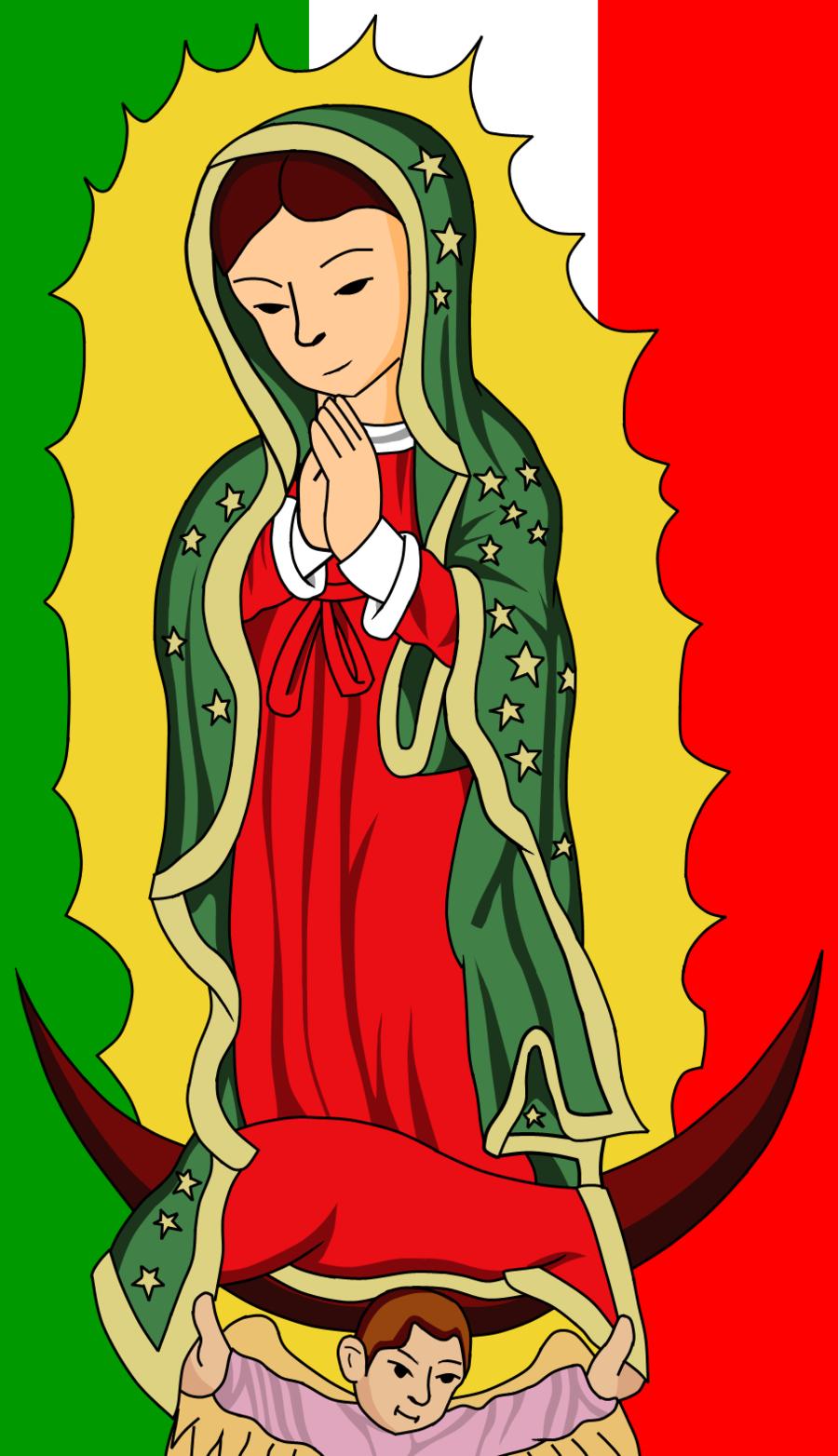 Imágenes de Virgen de Guadalupe de 12 de Diciembre