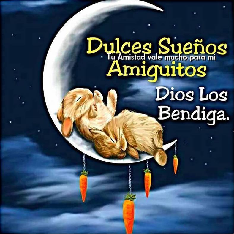 Imágenes de Buenas noches dulces sueños