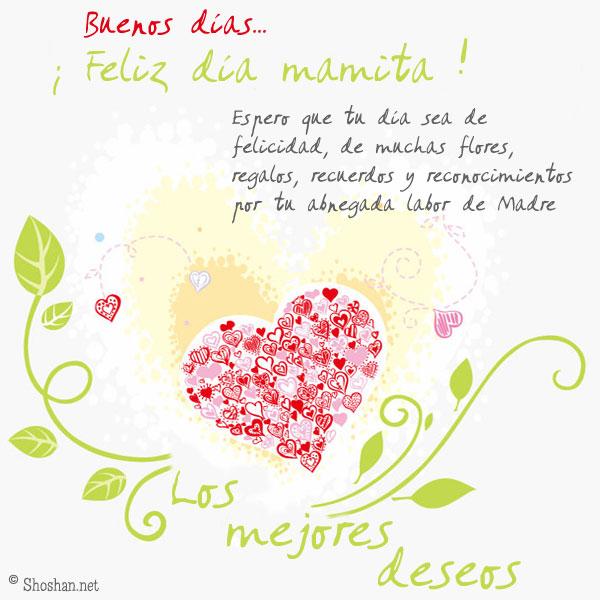 Imágenes con Frases cortos por dia de la madre