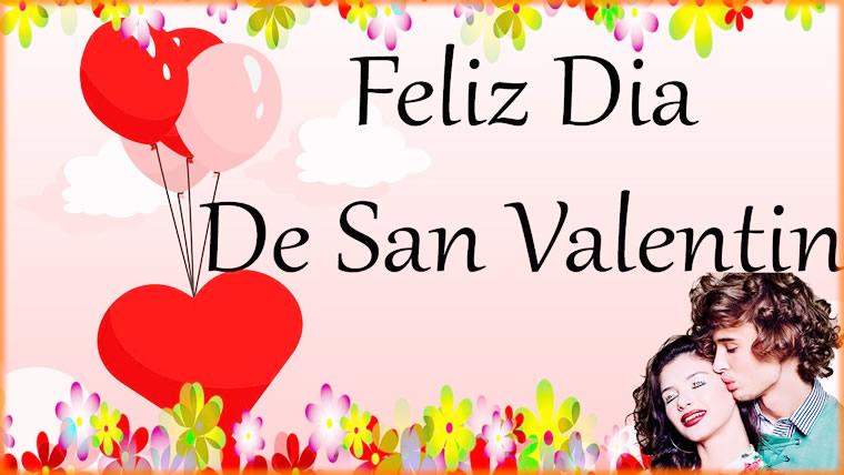 Bonitos tarjetas de Feliz día de San Valentín