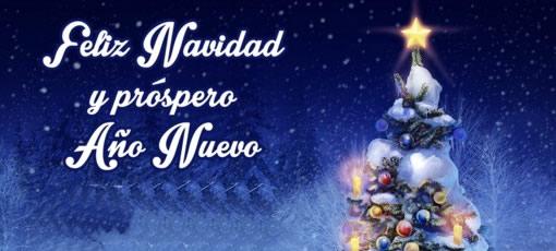 Feliz navidad y prospero a o nuevo 2018 para dedicar - Frases de feliz navidad y prospero ano nuevo ...