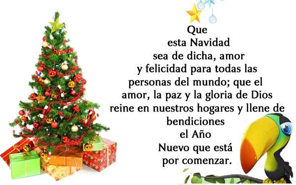 Felicitaciones de Navidad para compartir