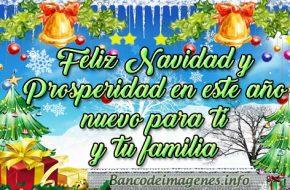 Felicitaciones de Navidad y año nuevo para felicitar