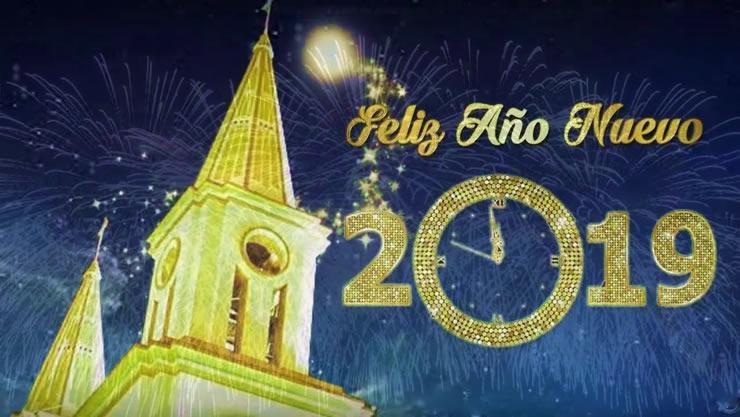 Imágenes de Feliz Año Nuevo 2019