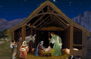 Bonitas Imágenes de nacimiento de jesús