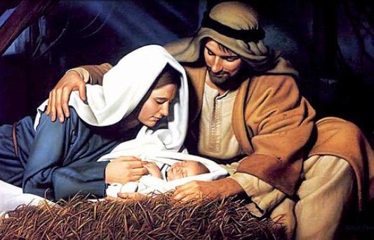 imágenes de nacimiento de jesús en el pesebre